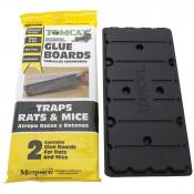 Motomco Tomcat Prebaited Glue Boards 2 Pack