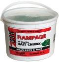 Motomco Rampage All-Weather Bait Chunx Pail 4.2 Pound